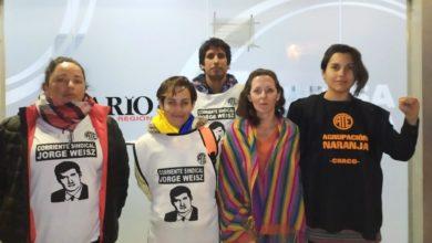 """Photo of Lista Unidad Marrón Naranja: """"Queremos un sindicato que responda a nuestros intereses"""""""