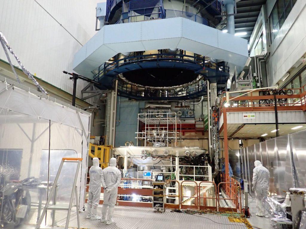 Las últimas pruebas de extracción dinámica de los paracaídas ExoMars se realizaron con éxito en el laboratorio de la NASA.