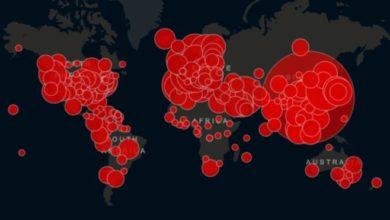 Photo of 62.000 personas con coronavirus y de 3.400 muertes en un día