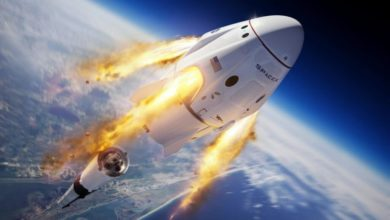 Photo of SPACE X: palpitando el vuelo del dragón espacial