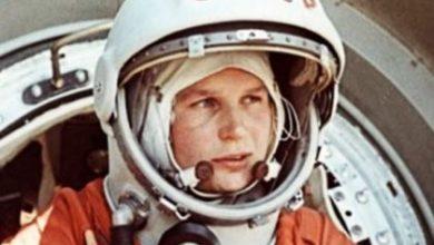 Photo of Gagarin, el primero en el espacio