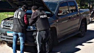 Photo of Una camioneta buscada en Buenos Aires fue recuperada por la Policía chaqueña