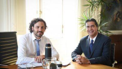 Photo of El jefe de Gabinete Santiago Cafiero llegó a la provincia