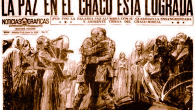 Photo of Día de la Paz de Chaco en el Paraguay