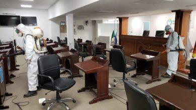 Photo of La Legislatura adopta todas las medidas dispuestas para el resguardo de sus trabajadores