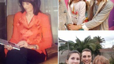 Photo of Homenaje a María Capponi: «Quiero que me recuerden como alguien que ayudó mucho»