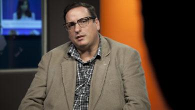 Photo of Hernán Brienza, en el segundo encuentro virtual de «Saliendo del Laberinto»