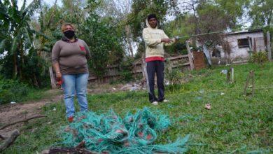Photo of Graciela Narváez: «La pandemia trae mucha tristeza y dolor entre los hermanos ribereños»