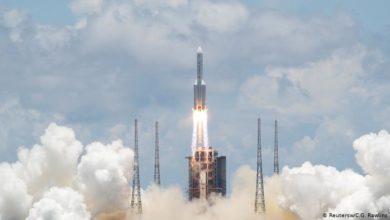 Photo of China lanzó con éxito su sonda espacial rumbo a Marte