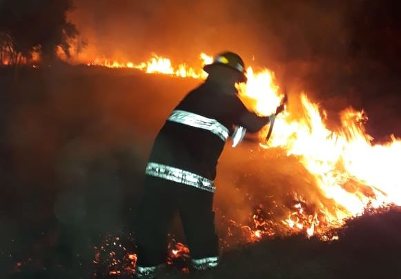 Incendios Chaco