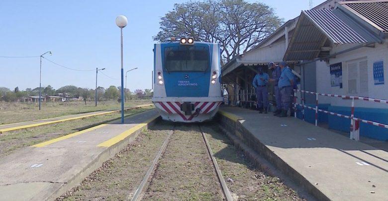 Tren metropolitano Chaco