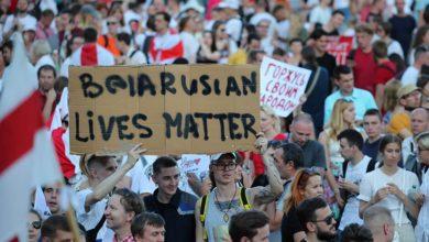 Photo of Miles de personas vuelven a marchar en  Bielorrusia en contra de Lukashenko