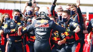 Photo of Max Verstappen, el estratega que festejó en la Fórmula 1
