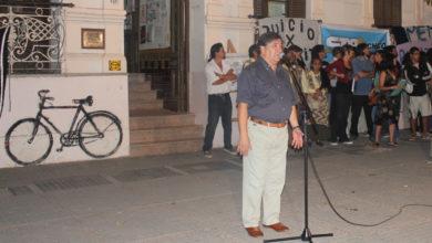 Photo of Pesar por el fallecimiento del ex detenido y presidente de la CPM Chaco Hugo Ramón Barua