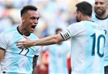 Photo of Copa América: Argentina-Chile será el partido inaugural