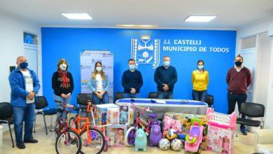 Photo of Castelli: el municipio lanzó los festejos por el Mes del Niño