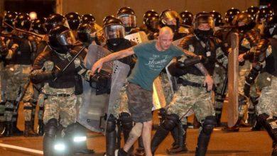 Photo of Lukashenko se impone nuevamente en las elecciones presidenciales de Bielorrusia y la oposición se enfrentó a la policía
