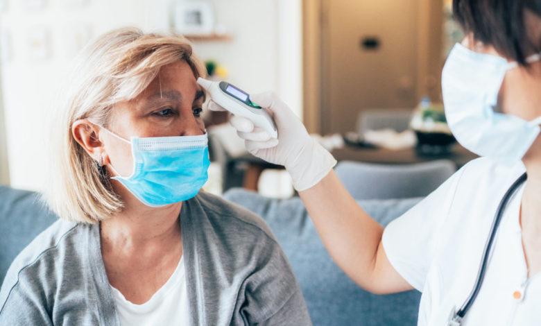 Situación epidemiológica de coronavirus en Chaco