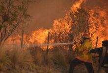 Photo of Queda un solo foco activo de incendio en Valle de Punilla y se esperan lluvias