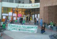 """Photo of """"Exigimos una solución de fondo a la  cuestión salarial y laboral en Cultura"""""""