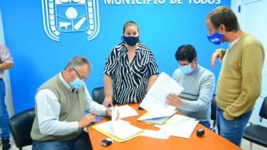 Photo of Castelli y Bermejito firmaron convenios con Nación para espacios de priemra infancia