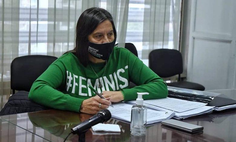 Diputada provincial Teresa Cubells