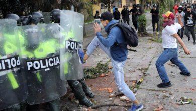 Photo of Colombia,: al menos 10 muertos en enfrentamientos contra la policía