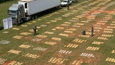 Photo of Misiones: Gendarmería incautó casi 10 toneladas de marihuana