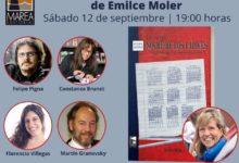Photo of Emilce Moler presenta «La larga noche de los Lápices», esta tarde