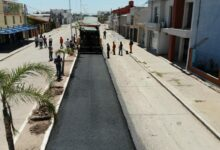 Photo of Iniciaron las obras enel acceso de Pinedo