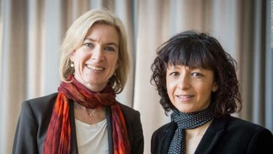 Photo of Dos científicas galardonadas con el Nobel de Química por investigación sobre edición genética