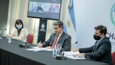 Photo of Acuerdo para la ejecución  de 14 obras estratégicas