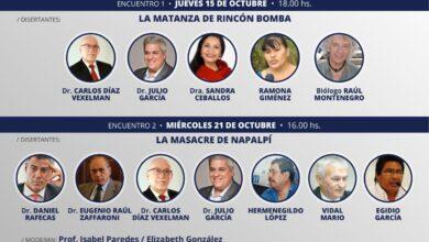 Photo of Repudio a declaraciones de Mario Vidal por negacionismo de la Masacre de Napalpí y del terrorismo de Estado