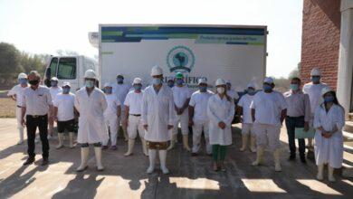 Photo of Producción caprina: hoy parte a Sri Lanka el segundo embarque chaqueño