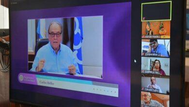 Photo of Heller: «En Credicoop entendemos que la respuesta siempre ha sido confiar y apelar a la gente»