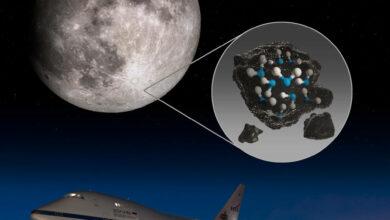 Photo of La NASA anunció la detección de moléculas de agua en la Luna