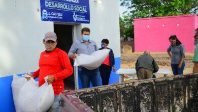 Photo of Productores de Zaparinqui recibieron semillas de algodón