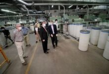 Photo of Tirol: anunciaron el inicio de obras en la Textil Santana