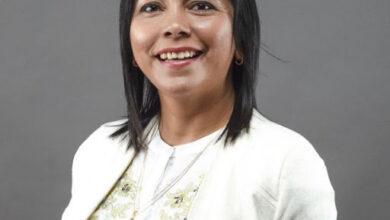 Photo of Liliana Pascua,  aislada por covid