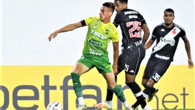 Photo of Sudamericana: el Halcón tuvo vuelo, pero igualó ante Vasco