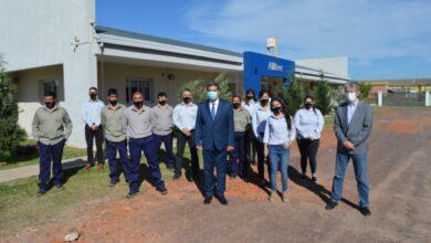 """Photo of Sager: """"Chaco es una provincia que apuesta a la energía sustentable"""""""