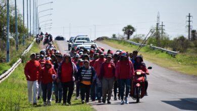 Photo of El colectivo Mujeres al Frente rechazó la mediación de Olivello y amenazó con correrlo «a los garrotazos»