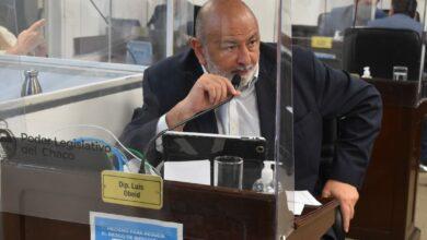 Photo of El legislador Luis Obeid instó a lamantener los cuidados sanitarios