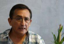 Photo of Carlos Aranda, premioAmanda Mayor dePiérola de DD. HH.