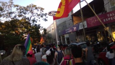 Photo of Se realizó la X Marcha del Orgullo en Resistencia