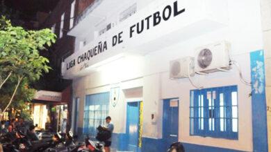 Photo of La Liga Chaqueña de Fútbol celebra sus 95 años de vida institucional