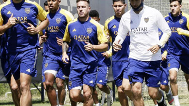 Photo of Boca: Salvio, Tévez y López no fueron convocados para mañana