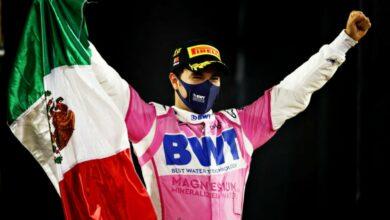 "Photo of Fórmula 1: destacada victoria del mexicano Sergio ""Checo"" Pérez"