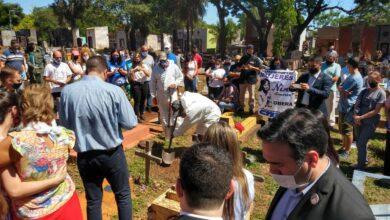 Photo of Restituyeron los restos de Luis Franzen y de Manuel Parodi Ocampo en Misiones