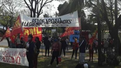 Photo of A cinco meses del hecho, reiteran el pedido  de justicia para las niñas asesinadas en Paraguay